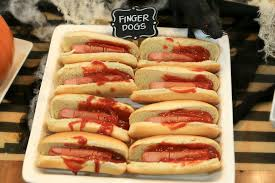 Halloween Hotdog Fingers by Dogs Taste Of Home 189 Best Halloween Images On Pinterest