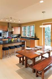 farmhouse track lighting kitchen contemporary with floating