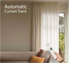 Motorized Curtain Track India by Buy Curtains Curtain Rod And Curtain Accessories In India Decowindow