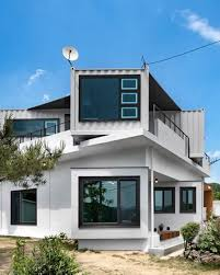100 House For Sale In Korea ContainerHome An Architecture Firm Installed Two