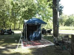 2007 Bunkhouse Motorcycle Camper Trailer For Sale