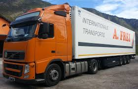100 Refrigerated Trucking Companies Transport A Frei Logistics Transport
