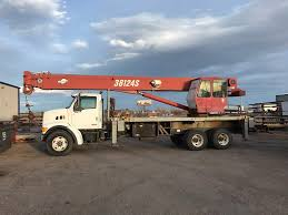 2003 Manitex 38124S -38 Ton On Sterling Truck | CranesBoomAndJib.com Trucks Wallpaper 44 New Used Sterling For Sale Truck Show 2010 Equipment Resource Group Wei D50s And Package Sale In Australia Hub Cversions In California For On Buyllsearch 235 Ton Terex Bt4792 Freightliner Trucks Recalled Over Front Axle Issue Unit Bid 51 2006 Truck With Digger Derrick Boom Sterling Trucks For Sale