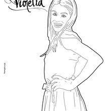 Violetta Winks Side Pose