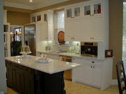gorgeous custom kitchen island cabinets of white ceramic cake