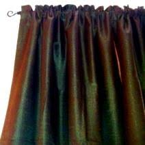 Walmart Eclipse Curtains Pewter by Eclipse Samara Blackout Energy Efficient Thermal Curtain Panel