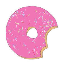 Doughnut Clipart Cute Tumblr 11
