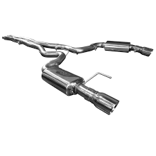cat back pipe 2015 2017 mustang 5 0l v8 convertible kooks 3 cat back w x pipe