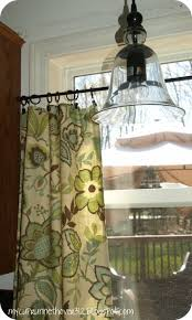 Kitchen Curtain Ideas Diy by 46 Best Kitchen Curtain Images On Pinterest Curtains Kitchen