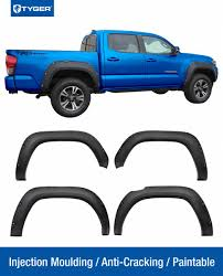 Pocket Bolt-Riveted Style Fender Flares For 2016-2018 Toyota Tacoma ... Western Star Cstellation Headlight Fender Guards Now Available Bushwacker 2015 Gmc Hd 23500 Flares Paint Fender Flares Toyota Tundra Forum Pocket Boltriveted Style For 62018 Tacoma Ram Truck Flare Installation Youtube Chevrolet Silverado Cj Pony Parts Universal Side Mount Airplex Auto Accsories Tfp Usa 2016 F150 Upfitted With Enthuze Avs Rain 3101911 Front Cout Fits 8995 Pickup Ebay