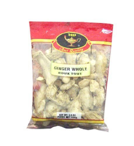 Deep Spices Ginger Whole 3.5oz
