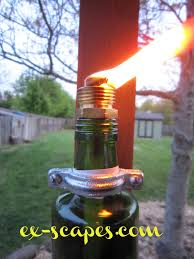 Citronella Oil Lamps Torches by Diy Outdoor Oil Lamp Lanterns