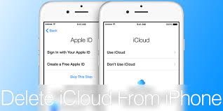 How to Change or Delete iCloud Account on iPhone or iPad