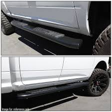 100 Side Step For Trucks 0916 Dodge Ram Truck Quad Cab 5 Curved Nerf Bar Running