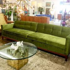 Tufted Velvet Sofa Toronto by Formidable Image Of Red Sofa Yellow Pillows Pleasurable Tufted