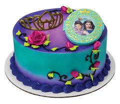 cake decorations decopac disney descendants your spell decoset