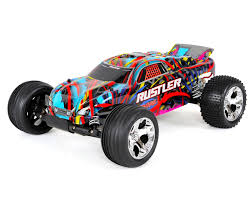 Traxxas Rustler 1/10 RTR Stadium Truck (Hawaiian Edition) [TRA37054 ... Traxxas Rustler 2wd Stadium Truck 12twn 550 Modified Motor Xl5 Exc Traxxas 370764 110 Vxl Brushless Green Tuck Rtr W Traxxas Stadium Truck Youtube 370764rnrs 4x4 Scale Product Wtqi 24ghz 4x4 Brushless And Losi Rc Groups 370761 1 10 Hawaiian Edition 2wd Electric Blue Tra37054