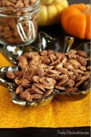 Roasting Pumpkin Seeds In The Oven Cinnamon by Cinnamon Sugar Pumpkin Seeds Recipe Sugar Pumpkin You Ve And