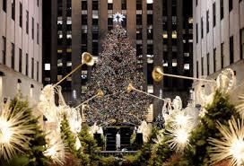 Rockefeller Christmas Tree Lighting 2018 by Rockefeller Center Christmas Tree