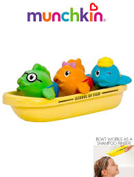 Bath Toys | Munchkin School Of Fish Bath Toy - MK44876 Munchkin Baby Booster Seat Portable Highchair Travel Feeding Squeeze Spoon Wow Ocean Bath Squirters 4pack 12 Best Bouncers Uk You Should Consider For Mums Gone Fishin Toy Boost Convertible Chair Munchkin Bath Toy Falls Laundry Hamper With Lid Grey Play N Pat Water Kids Mat 44550 4pc Mozart Magic Cube