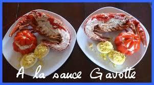 cuisiner homard congelé homard mayonnaise a la sauce gavotte cuisine et santé