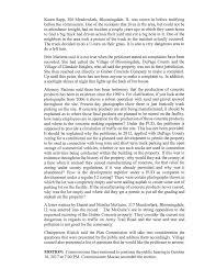 100 Meadowlark Trucking VILLAGE OF GLENDALE HEIGHTS PLAN COMMISSION REGULAR MEETING MINUTES