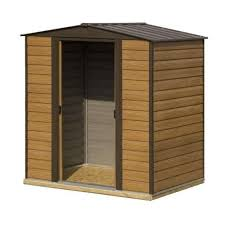 6 X 5 Apex Shed by Rowlinson Woodvale Metal Apex Shed 6x5 Garden Street