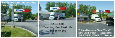 100 Truck Driving Schools In Ny At Sage You Get Real Life Training To Prepare