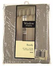 domestications curtains drapes and valances ebay