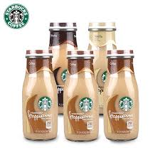 US Imports Starbucks Coffee 281ml 5 Bottles Of 3 Flavor 1 Bottle Mocha