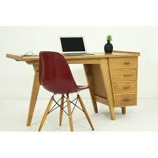 bureau teck massif bureau design 4 tiroirs en teck massif sydney