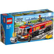 100 Airport Fire Truck Buy Lego City Great Vehicles Multi Color Online