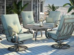 traditional style outdoor patio furniture homecrest outdoor living