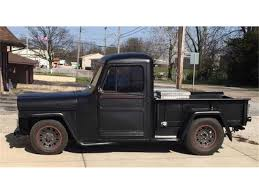 100 Willys Jeep Truck 1949 For Sale In Cadillac MI