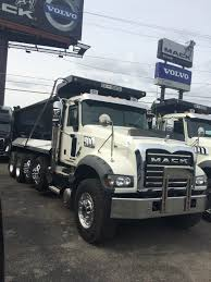 2017 Mack GU713 Quad Axle Dump Trucks - Modern Mack Truck General ... 1949 Mack 75 Vintage Rare Smith Miller B Blue Diamond Hydraulic Dump Truck 2001 Ch613 Dump Truck Item J8675 Sold December 29 Used Rd 688 Certified Low Miles At More 2018 Mack Gu713 Dump Truck For Sale 540871 Rb688s Triple Axle 8114 Tandem Axles 1996 Cl713 For Sale Auction Or Lease Caledonia Ny Trucks Ready To Work Mctrucks 1985 R686st D2496 July 16 Con 1989 R690t Online Government Auctions Of