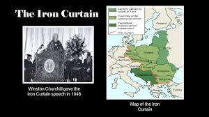 Iron Curtain Speech Cold War Definition by Peacetime Adjustments Ppt Video Online Download