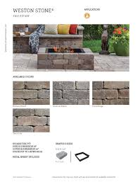 Fire Pits I Stone Solutions