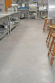 Poured Epoxy Flooring Kitchen by Healthy U0026 Hygienic Commerical Kitchen Restaurant Flooring