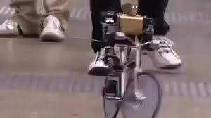 Robot Bike GIF