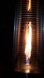 Pyramid Patio Heater Glass Tube by Pyramid Outdoor Heater Quartz Glass Patio Heater Youtube