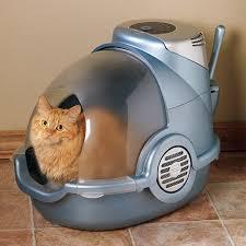 la maison de toilette pour chats avec purificateur d air bionaire