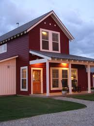 Barn Style Small Home Plans Gambrel Roof House Frame Design Amazing