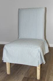 Ticking Stripe Short Box Cushion Dining Chair Slipcover Strands By Waverly One Piece Chair Slipcover For Dayton Arm Host Chairs Ethan Allen Spandex Elastic Floral Print Letter Pattern Slipcovers Stretch Subrtex 2piece Stretchable Wing Back Cotton Herringbone Ding Prting Modern Removable Antidirty Kitchen Seat Case Cover Banquet Set Of 4 Grey Home Fashion Designs Teal Jersey Four Recling Chair T Cushion Gray Sure Fit Armchair Covers Roomdark 6 Velvet Large Surprising New Design Of Armless With