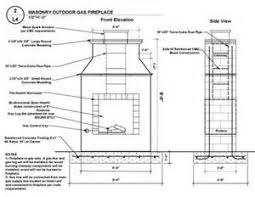 Outdoor Fireplace Plans Diy Outdoor Kitchen With Cinder Blocks