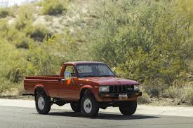 Original Survivor - 1983 Toyota Hilux Pickup Truck