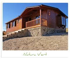 maison en bois prix clé en casas natura