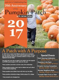 Pumpkin Patch Fort Worth Tx by Pumpkin Patch 2017 St James Episcopal Church