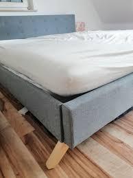 bett und matratze