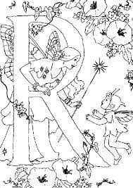 Letter R Coloring Pages Printable Preschool For Toddlers