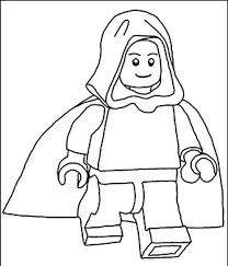 Free Star Wars Coloring Pages Lego Printable Sheets Book Medium Size